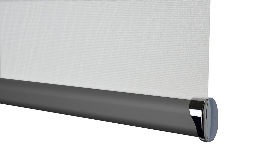 Senses bottom bar in Gunmetal black chrome endcaps