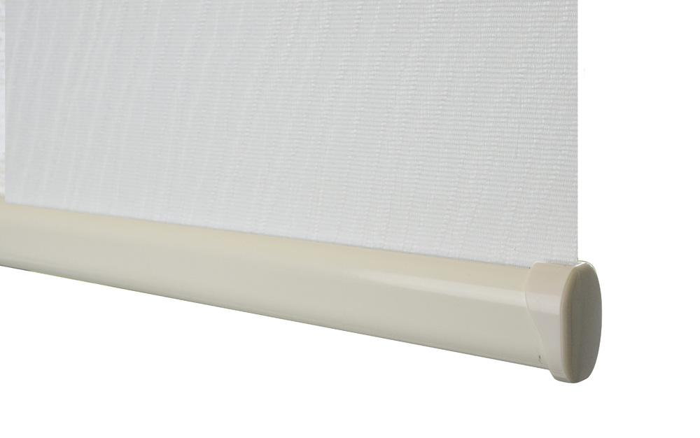 Senses bottom bar in Cream with cream endcaps